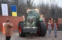 Презентация нового трактора Fendt 936 Vario Power G3